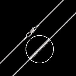Цепь арт. 21-1010-030-1120-17-805, Золото 585 пробы, производитель ООО ТД Платина Кострома. Россия. (вес 4,53 г) - фото 18337