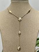 """Колье 40-45 см. """"ЭСТЕТ"""" арт. 4000043-9000000503267, Золото красое 585 пробы, CARLIN jewellery (вес 6,02 г)"""