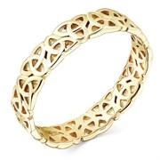 "Кольцо""ТРИГЛАВ"" Р-19,5 арт. 1000057-9000000027138, Золото 585 пробы, CARLIN jewellery (вес 3,05 г)"